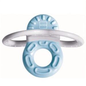 MAM Bite&Relax 1närimislutt sterilisatsioonikarbis, 2+kuud ,sinine