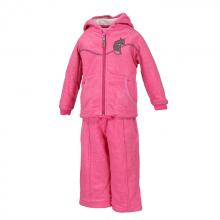 Huppa fliiskomplekt JACOBI 4307CS14 pink pattern/pink-113 Vali suurus!!! (62-92cm)