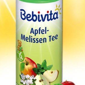 Bebivita õuna-melissi tee 200g 6.kuust