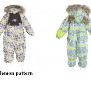 Kombinesoon JOANNA 3180CW14 62cm Fashion 262-lemon pattern Huppa