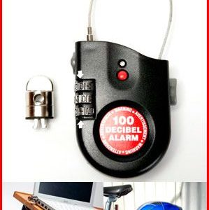LOCK ALARM MINI -LUKK