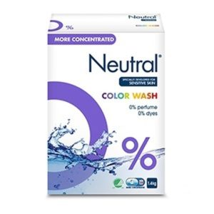 NEUTRAL Color Wash 1,4kg 20 pesukorda