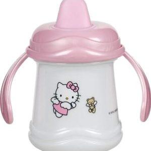 Hello Kitty Trudeau 250ml joogipudel sangadega 6+kuud