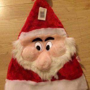 Päkapikumüts Jõuluvana