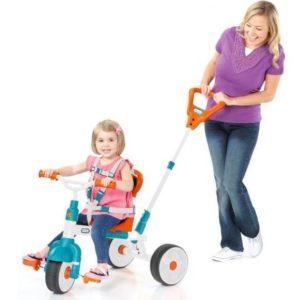 Little Tikes 3 ühes 3-rattaline jalgratas