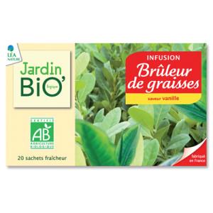JardinBio rasvapõletuse taimetee 20tk