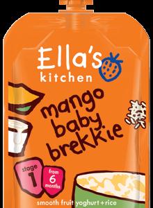 Mango hommikupüree 6x100g (1tuub-1,69eur)Ella`s Kitchen 6.kuust
