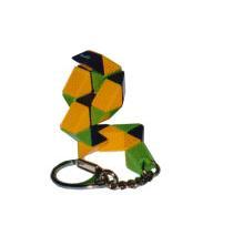 Võtmehoidja Rubiks Snake keyring