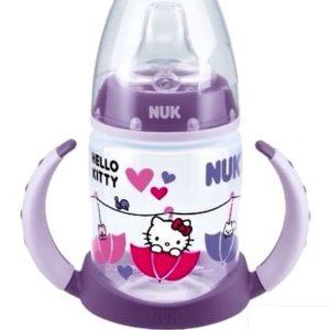 ÕPPIMISPUDEL NUK 10.215.172 150ML SANGADEGA Hello Kitty Lilla