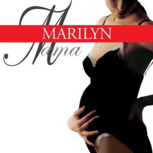 SUKKPÜKSID RASEDATELE MARILYN MAMA 20DEN Glace(pruunid) 3-M
