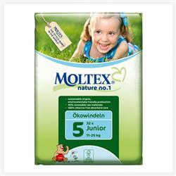 Moltex Nature Junior mähkmed (11-27kg) 26tk