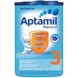 Aptamil 3 jätkupiimasegu Pronutra+ 800g 10+kuust