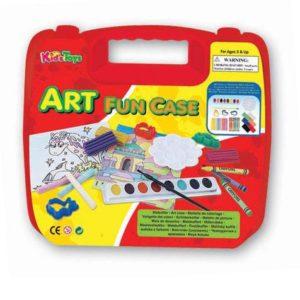 Kids Dough praktiline kunstikohver (63301)