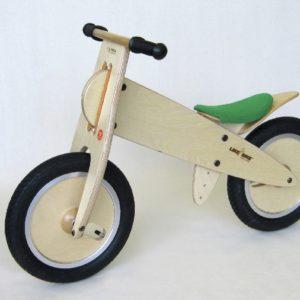 Like a Bike bestseller Eestis – Spoky, rohelise sadulaga