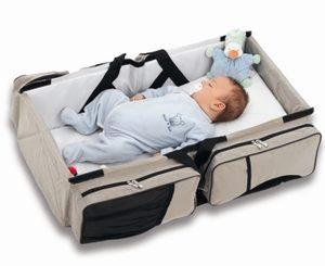 Baby Travel 11445 2in1 Tarvikutekott-voodi beebile
