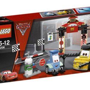 Lego Racers Cars Tokyo boksipeatus 8206L