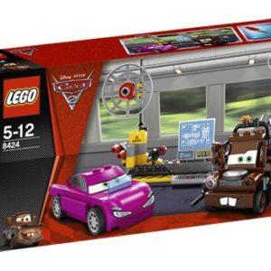 LEGO Racers Cars Matu luureala 8424L