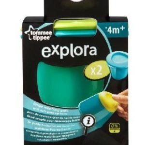 Tommee Tippee® suured topsid 44650271 sinine/roheline
