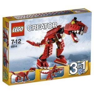 LEGO Creator eelajaloolised elukad 6914L 3in1