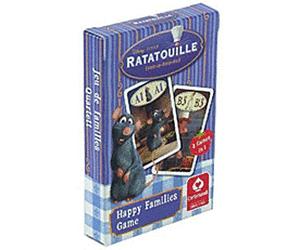 Kaardid Memoriin Ratatouille ja Must Peeter