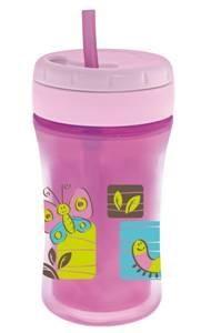 Happy Cup termotops joogikõttega 24+kuud Tigex