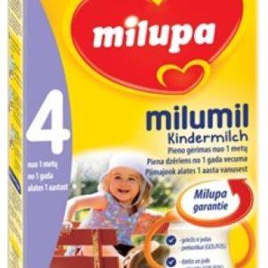Milumil 4 Kindermilch,12+ kuud,350g
