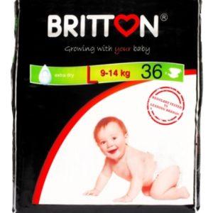 Britton mähkmed L 9-14kg 36tk