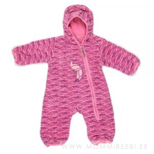 Fliiskombe DANDY 3305BW13 pink pattern/pink 803 92cm Huppa