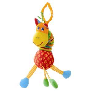 TINY LOVE SMARTS JITTERING GIRAFFE  riputatav mänguasi