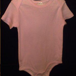 Body V-Baby 80-86cm roosa