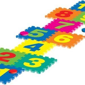 Puzzlematt Keks (1matt-32x32cm) 10tk+kettad 2tk