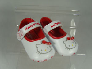 Hello Kitty papud punane/valgega N20