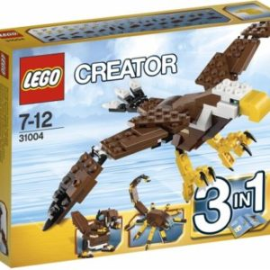LEGO Creator 3 in 1 Kartmatu lendur