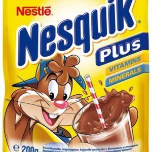 Nestle Nesquik kakao 6x200g (1pakk-1,66eur)