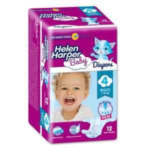 04. Helen Harper Baby Diapers Maxi 12-L
