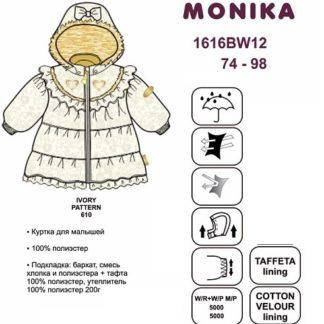 840082853c1 You're viewing: Väikelaste jope MONIKA (1616BW12) 98cm 610 loodusvalge  mustriga Luxury Huppa 92.00€ 59.20€