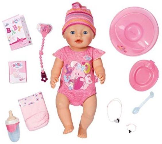 96bce56487d Baby Born interaktiivne nukk tüdruk Zapf Creation   Murumuna Lastekaubad