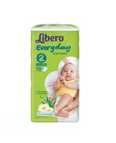 a0a985c6aee Libero Everday Mini 3-6kg N2 50tk | Murumuna Lastekaubad