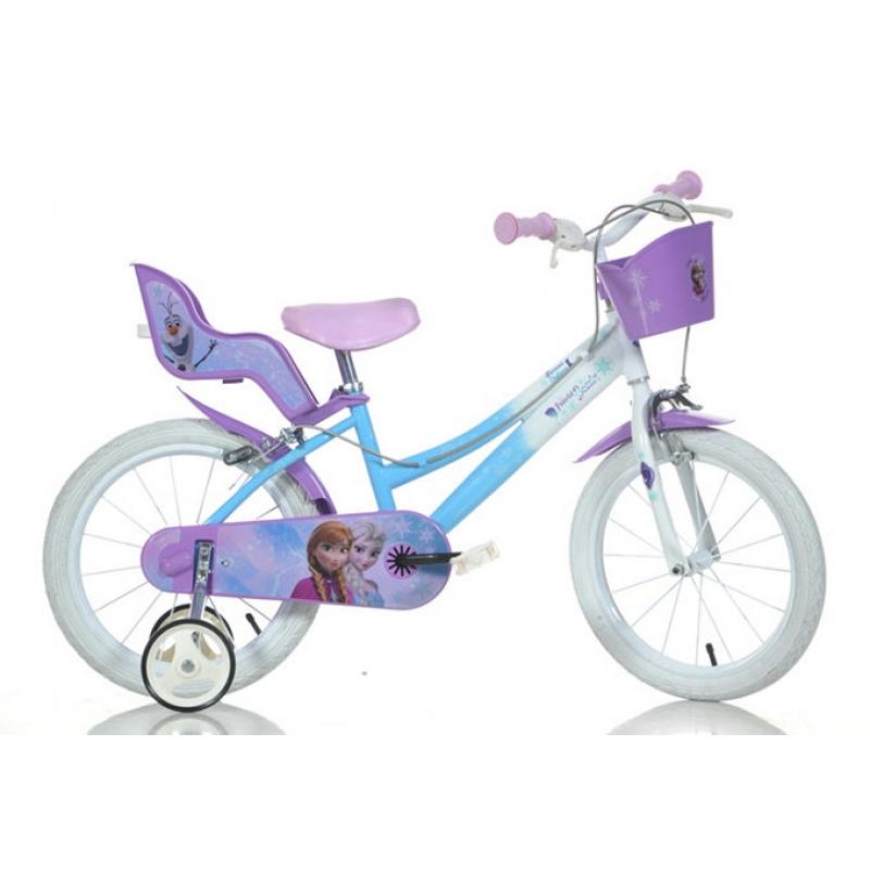 950d8a93272 DINO BIKES jalgratas 14″ Frozen, 146R-FZ | Murumuna Lastekaubad