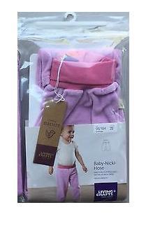 98//104 Living Crafts Baby-Nicki-Langarm-Shirt Gr